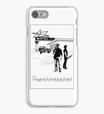 Winchester Motel  iPhone Case/Skin
