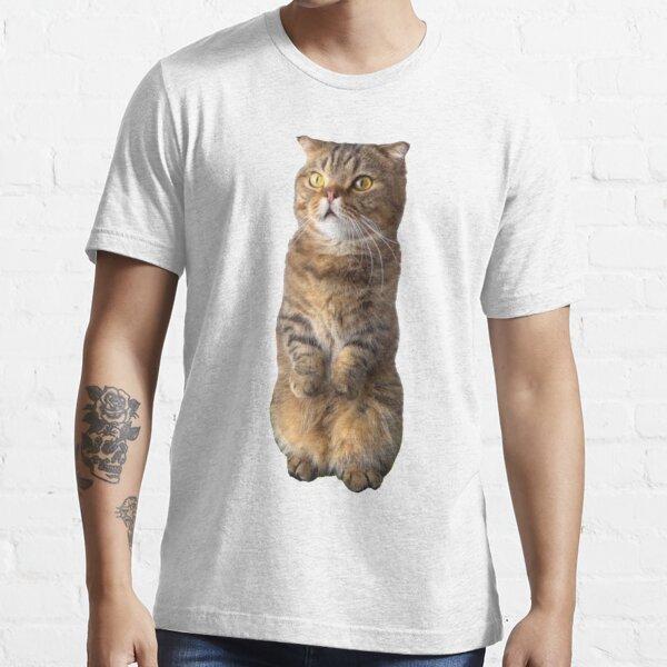 Cute LuLu standing ( Kittisaurus ) Essential T-Shirt