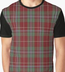 02640 Dundhuin Commemorative Tartan  Graphic T-Shirt
