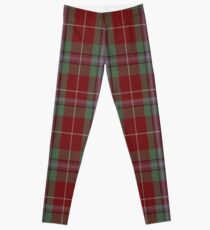02640 Dundhuin Commemorative Tartan  Leggings