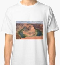 Horseshoe Bend in Arizona Classic T-Shirt