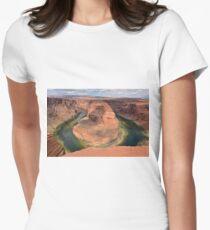 Horseshoe Bend in Arizona Women's Fitted T-Shirt