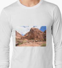 Rainbow Bridge Monument Park Long Sleeve T-Shirt