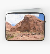 Rainbow Bridge Monument Park Laptop Sleeve