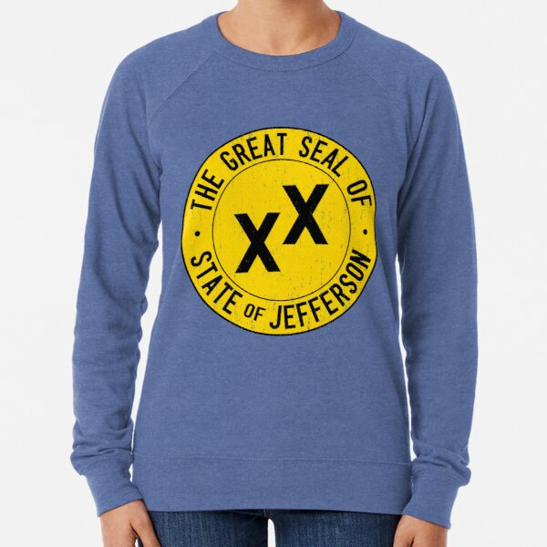 State of Jefferson Lightweight Sweatshirt