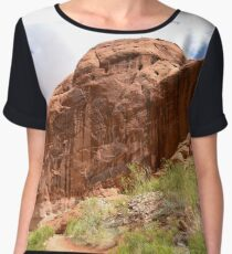 Rainbow Bridge Monument Park Chiffon Top