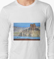 Lake Powell in Arizona, USA Long Sleeve T-Shirt