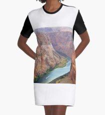 Horseshoe Bend  Graphic T-Shirt Dress