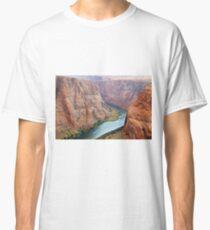 Horseshoe Bend  Classic T-Shirt