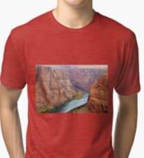 Horseshoe Bend  Tri-blend T-Shirt