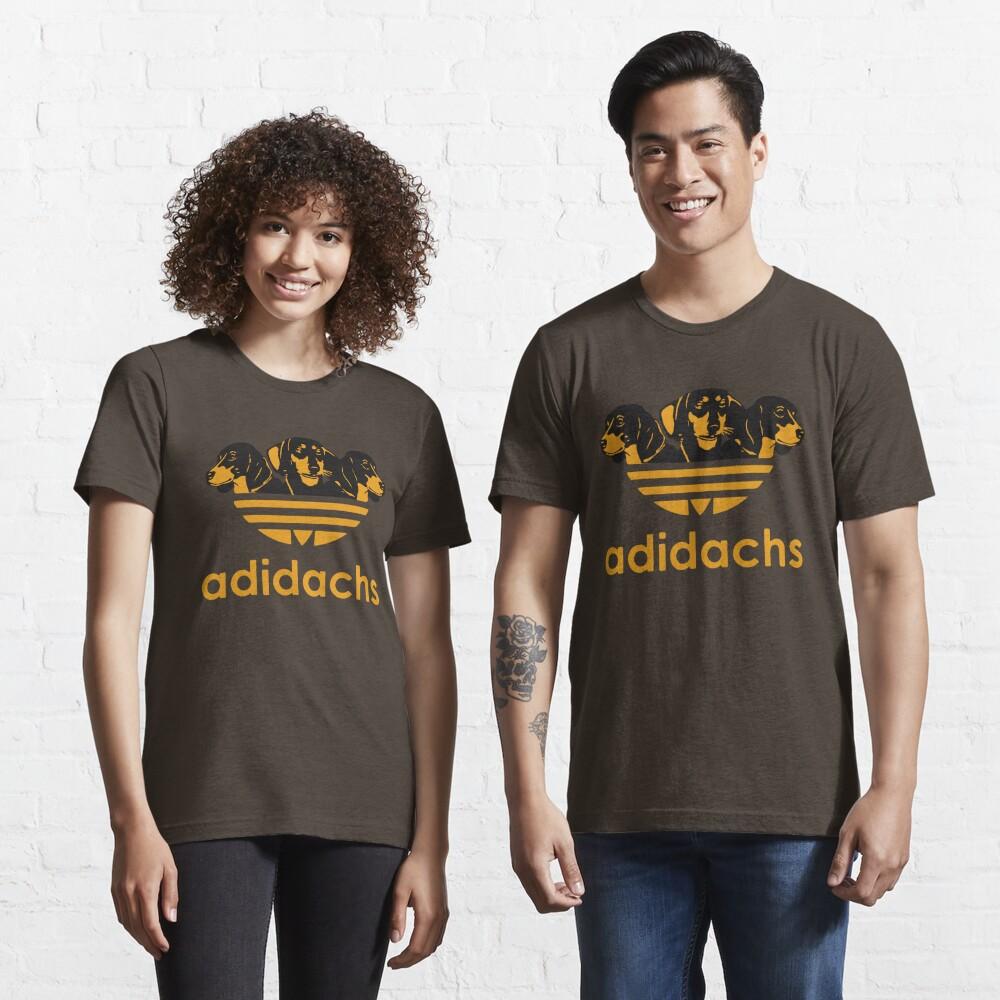 adidachs funny daschund Essential T-Shirt