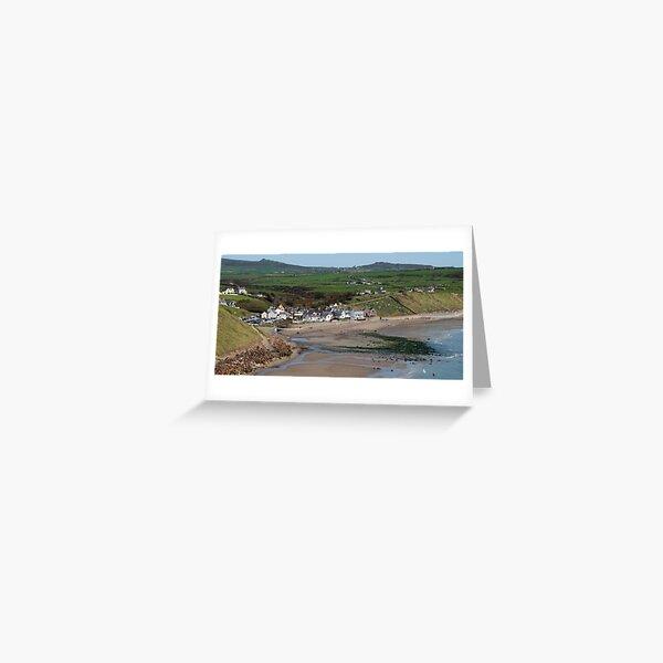 Aberdaron Bay Greeting Card