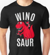 Wino Saur Unisex T-Shirt