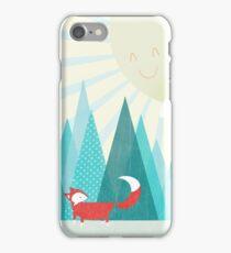 Winter's Over iPhone Case/Skin