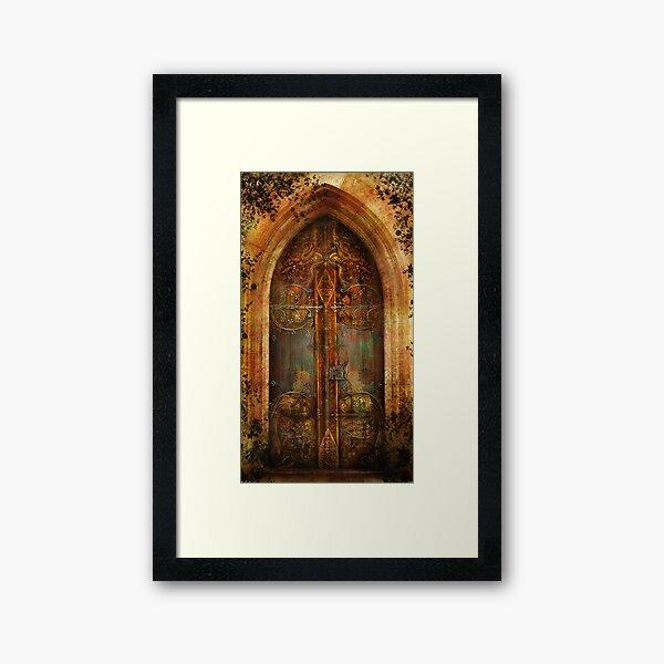 Impossibilium Framed Art Print