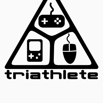 the other kind of triathlete by ennaor