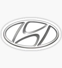 Hyundai Sticker