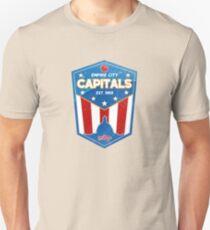 Empire City Capitals Basketball T-Shirt