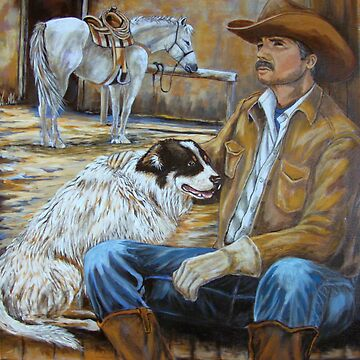 A Cowboy's Top Hands by susanbergstrom