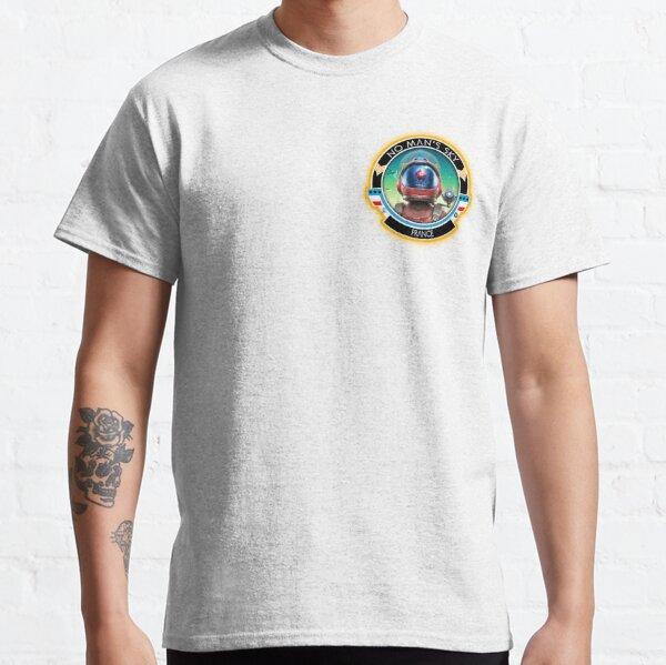 Logo No Man's SKy France Beyond T-shirt classique