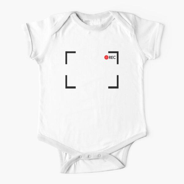 REC Short Sleeve Baby One-Piece