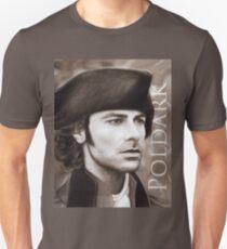 Aidan Turner - Ross Poldark - Pastel Portrait 2 T-Shirt