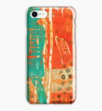 She Said Take My Hand iPhone Case/Skin