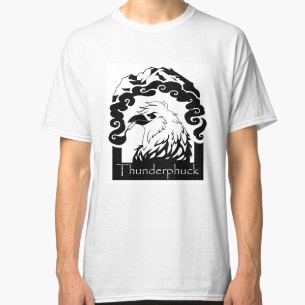 Thunderphuck Original Art  Classic T-Shirt