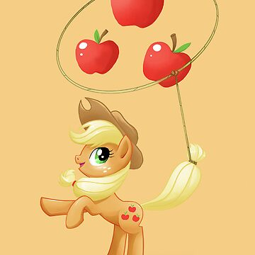 Applejack - Cutie mark by finalflyfar7
