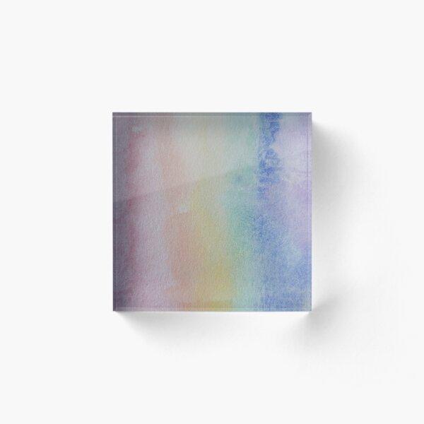 Worldsmyths Pride Acrylic Block
