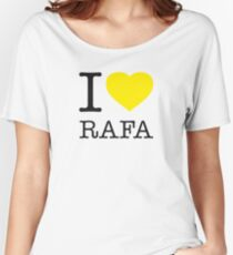 I ♥ RAFA Women's Relaxed Fit T-Shirt