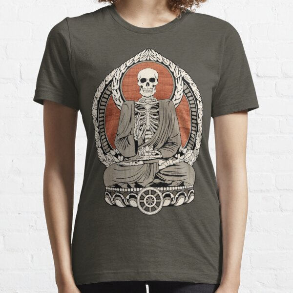 Skeleton Buddha Essential T-Shirt