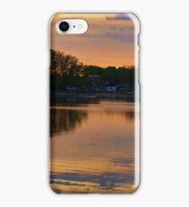 Lake Scugog Ontario Canada iPhone Case/Skin