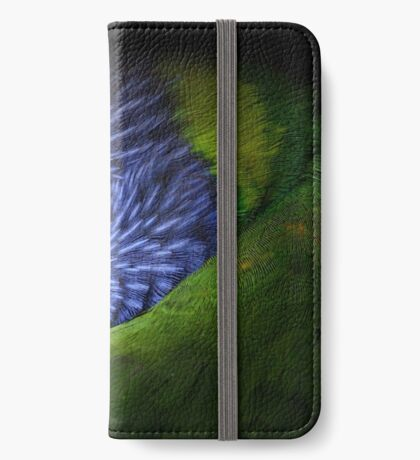 lorikeet iPhone Wallet