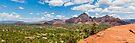 Sedona Panorama 3 by eegibson