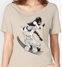 Skates of Wrath Women's Relaxed Fit T-Shirt
