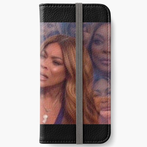 Wendy Meme  iPhone Wallet