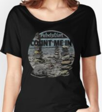 Rebelution Count Me In Women's Relaxed Fit T-Shirt