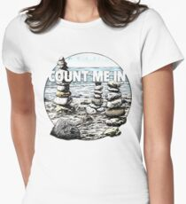 Rebelution Count Me In Womens Fitted T-Shirt