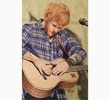 Ed Sheeran Pencil Sketch Unisex T-Shirt