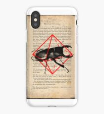 Beetle In The Box iPhone Case/Skin