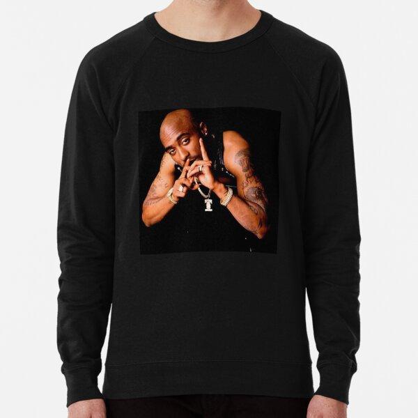 2pac artwork picture Lightweight Sweatshirt