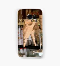One Scoop or Two? Samsung Galaxy Case/Skin