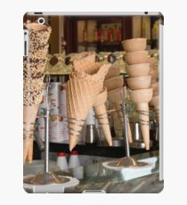 One Scoop or Two? iPad Case/Skin