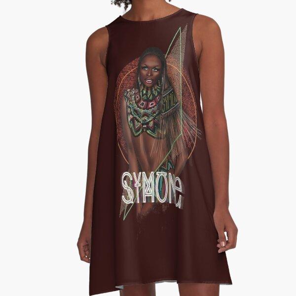 Symone Season 13 A-Line Dress