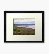 Lennox Head Framed Print