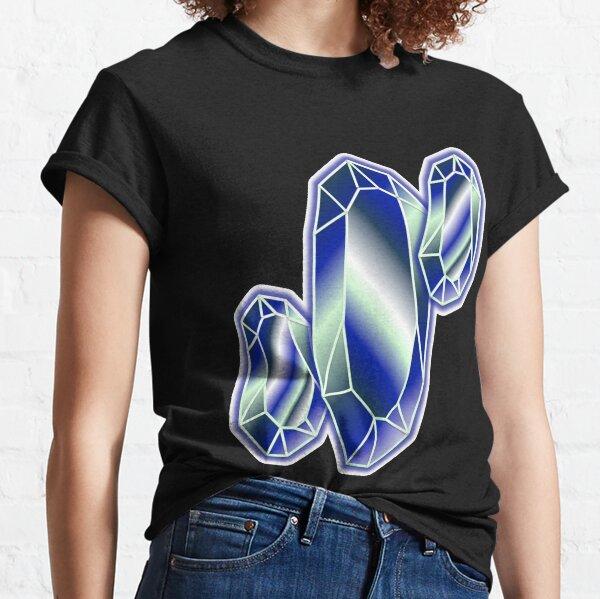 Aqua Sapphire  Classic T-Shirt