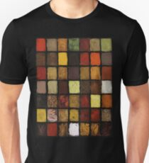 Palette of Spices Unisex T-Shirt