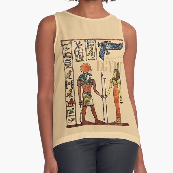 Ancient Egypt   Antiguo Egipto Sleeveless Top