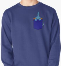 Mudkip in my Pocket Pullover
